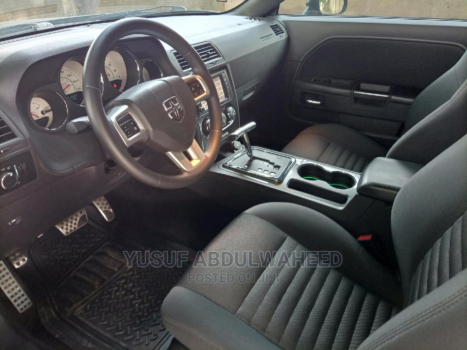 Dodge Challenger 2013 SXT Gray | Cars for sale in Central Business Dis, Abuja (FCT) State, Nigeria