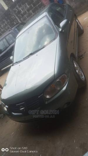 Nissan Sentra 2005 1.8 S Green | Cars for sale in Rivers State, Obio-Akpor