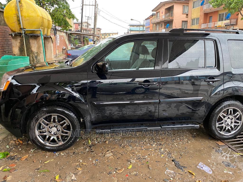 Honda Pilot 2015 Black   Cars for sale in Yaba, Lagos State, Nigeria