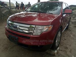 Ford Edge 2008 Red | Cars for sale in Lagos State, Apapa