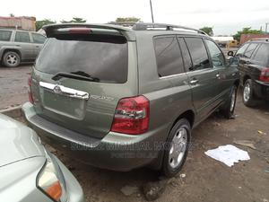 Toyota Highlander 2007 Green | Cars for sale in Lagos State, Amuwo-Odofin