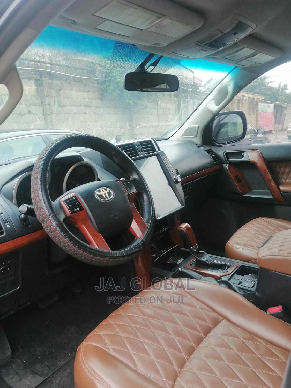 Toyota Land Cruiser Prado 2010 Black | Cars for sale in Magodo, Lagos State, Nigeria