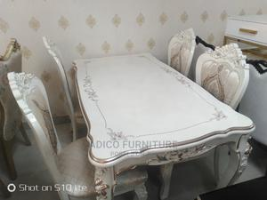 Imported Quality Dinning Table by 6 | Furniture for sale in Lagos State, Ikoyi