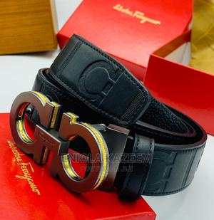 Original Salvatore Ferragamo Belts Available in Colours | Clothing Accessories for sale in Lagos State, Lagos Island (Eko)