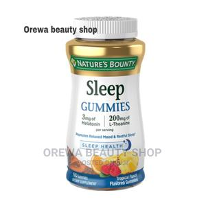 Nature'S Bounty Sleep Gummies | Vitamins & Supplements for sale in Lagos State, Lekki