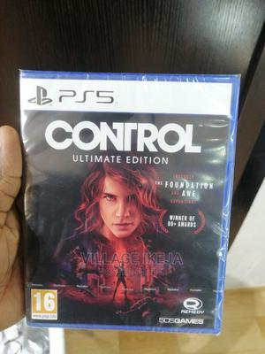 PS5 Control Ultimate Edition | Video Games for sale in Lagos State, Ikeja