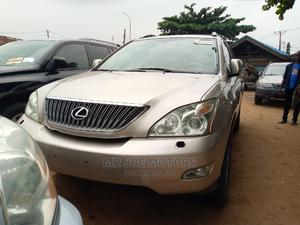 Lexus ES 2006 Gold   Cars for sale in Lagos State, Apapa
