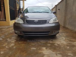 Toyota Corolla 2005 1.6 Limousine Gray   Cars for sale in Oyo State, Ibadan