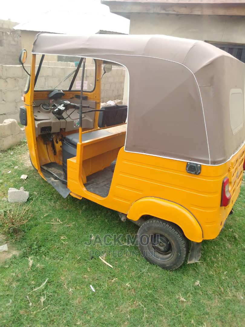 Bajaj RE 2018 Yellow | Motorcycles & Scooters for sale in Gwagwalada, Abuja (FCT) State, Nigeria