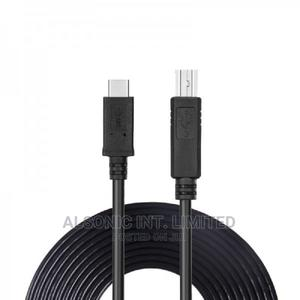 Type C Printer Cable   Accessories & Supplies for Electronics for sale in Abuja (FCT) State, Wuse
