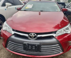 Toyota Camry 2016 Red | Cars for sale in Lagos State, Apapa