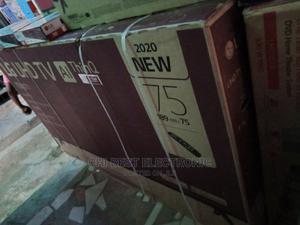 LG 75 Inches LED Smart TV   TV & DVD Equipment for sale in Lagos State, Lagos Island (Eko)