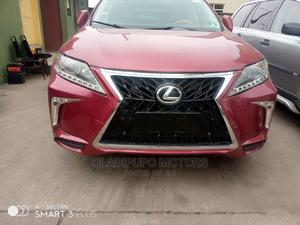 Lexus RX 2010 350 Red | Cars for sale in Lagos State, Alimosho