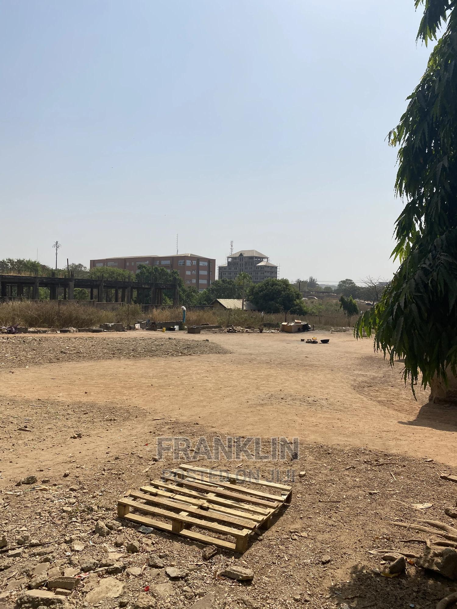 4000sqm Commercial Land in Central Area.   Land & Plots For Sale for sale in Central Business Dis, Abuja (FCT) State, Nigeria