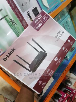 DWR-M920 D-Link 4G LTE Mobile Wi-Fi N300 Cat 4 Router   Networking Products for sale in Lagos State, Ikeja