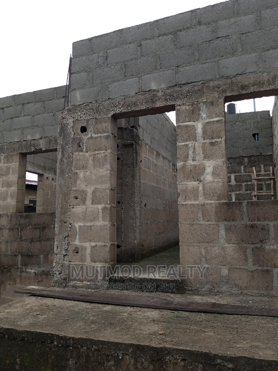 Uncompleted Building For Distress Sale