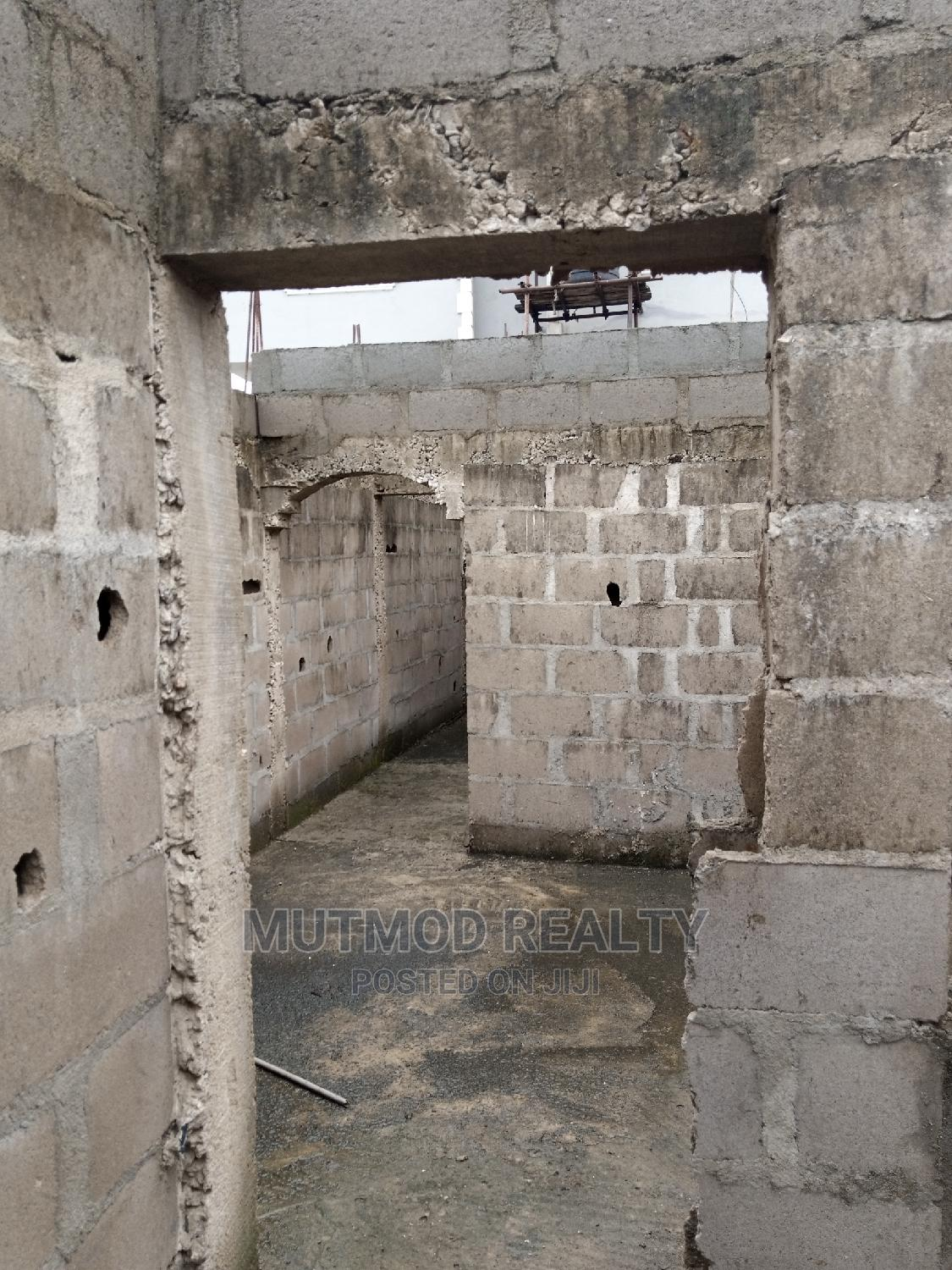 Uncompleted Building For Distress Sale   Houses & Apartments For Sale for sale in Ifako-Ogba, Ogba, Nigeria