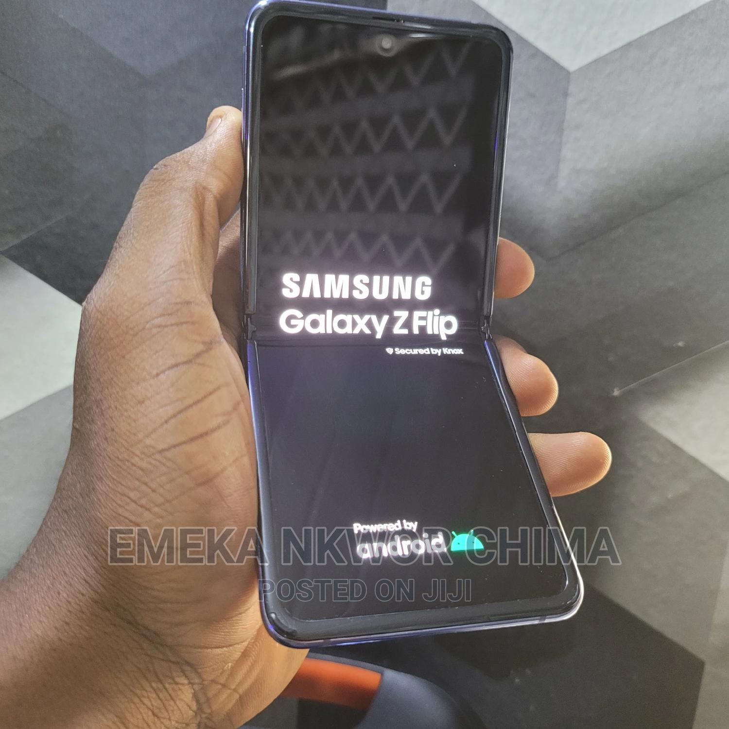 New Samsung Galaxy Z Flip 256 GB Other | Mobile Phones for sale in Owerri, Imo State, Nigeria