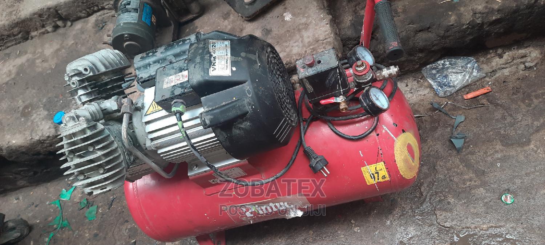 50 Liters Original Compressor | Manufacturing Equipment for sale in Ajah, Lagos State, Nigeria