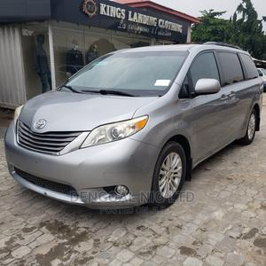 Toyota Sienna 2011 XLE 7 Passenger Gray | Cars for sale in Lagos State, Ajah