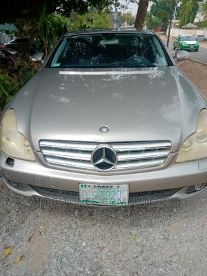 Mercedes-Benz CLS 2005 Gray | Cars for sale in Abuja (FCT) State, Wuse