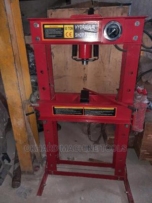 50 Ton Hydraulic Shop Press | Manufacturing Equipment for sale in Lagos State, Ojo