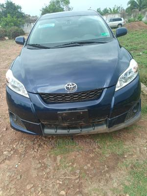 Toyota Matrix 2009 Blue | Cars for sale in Ondo State, Akure