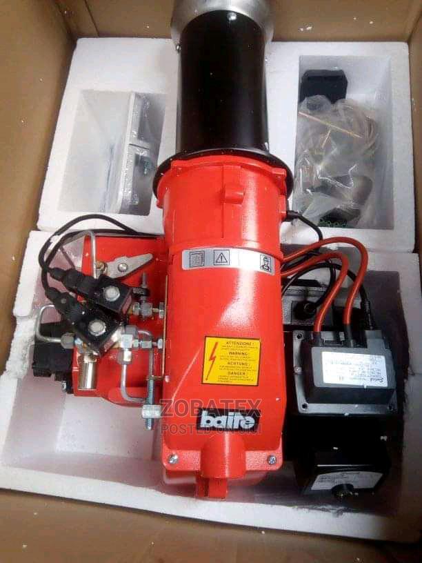 Double Nozzle Diesel Burner