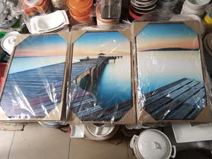 3 Piece Large Wall Frame | Home Accessories for sale in Lagos State, Surulere