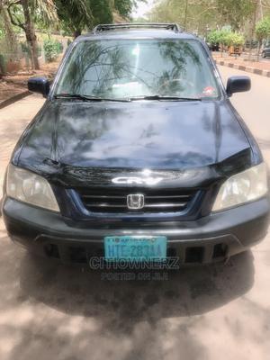 Honda CR-V 1999 2.0 Automatic Blue   Cars for sale in Enugu State, Enugu