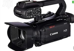 Canon Professional Camcorder (XA30) Mr24   Photo & Video Cameras for sale in Lagos State, Alimosho