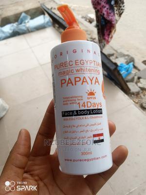 Purec Egyptian Magic Whitening Papaya | Skin Care for sale in Lagos State, Ojo