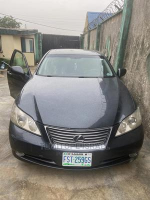 Lexus ES 2007 Gray   Cars for sale in Lagos State, Alimosho