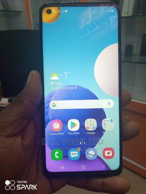 Samsung Galaxy A21s 32 GB Blue | Mobile Phones for sale in Lagos State, Ikeja
