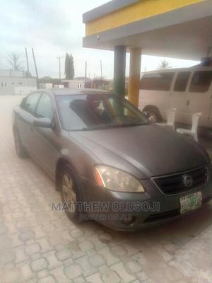 Nissan Altima 2003 Automatic Gray | Cars for sale in Lagos State, Ajah
