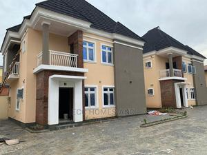 Newly Built Detached 4 Bedroom Duplex Withbq at Gowon Estate   Houses & Apartments For Sale for sale in Alimosho, Egbeda