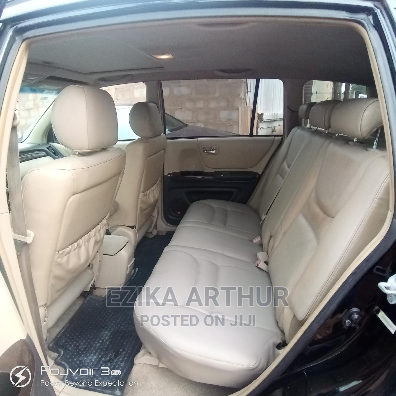 Toyota Highlander 2003 Black | Cars for sale in Enugu / Enugu, Enugu State, Nigeria