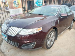 Lincoln MKS 2010 Red | Cars for sale in Lagos State, Ojo