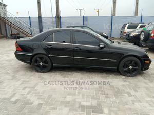 Mercedes-Benz C230 2004 Black | Cars for sale in Lagos State, Ajah