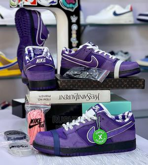 Nike Sb Dunk Low Concepts ' Purple Lobster '*   Shoes for sale in Lagos State, Ikeja
