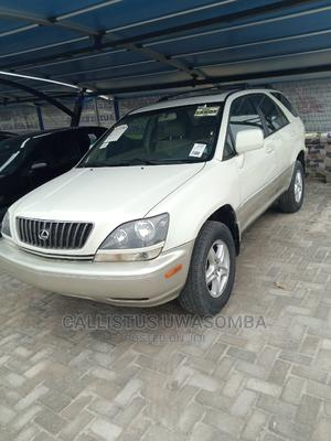 Lexus RX 2000 White | Cars for sale in Lagos State, Ajah