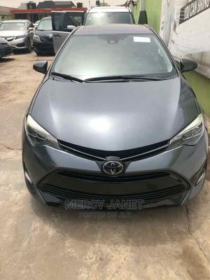Toyota Corolla 2016 Gray | Cars for sale in Lagos State, Ifako-Ijaiye