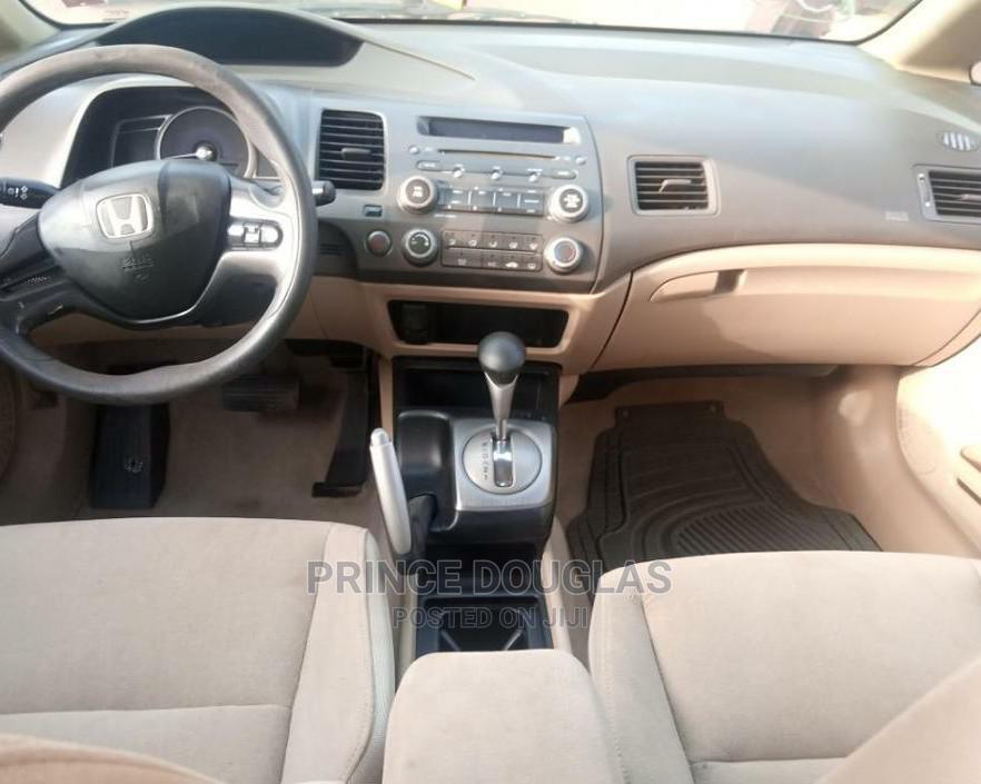 Archive: Honda Civic 2007 1.8 Sedan EX Automatic White