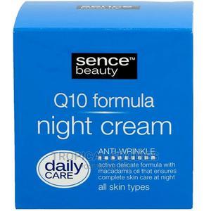 Sence Night Cream Q10 50 Ml | Skin Care for sale in Lagos State, Surulere