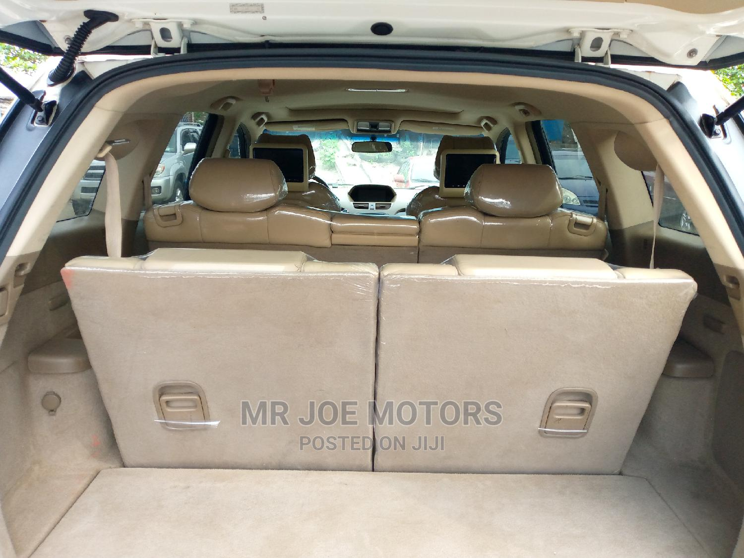 Acura MDX 2008 White   Cars for sale in Apapa, Lagos State, Nigeria