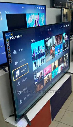 Polystar 75 Inches With Netflix'youtube   TV & DVD Equipment for sale in Lagos State, Lekki