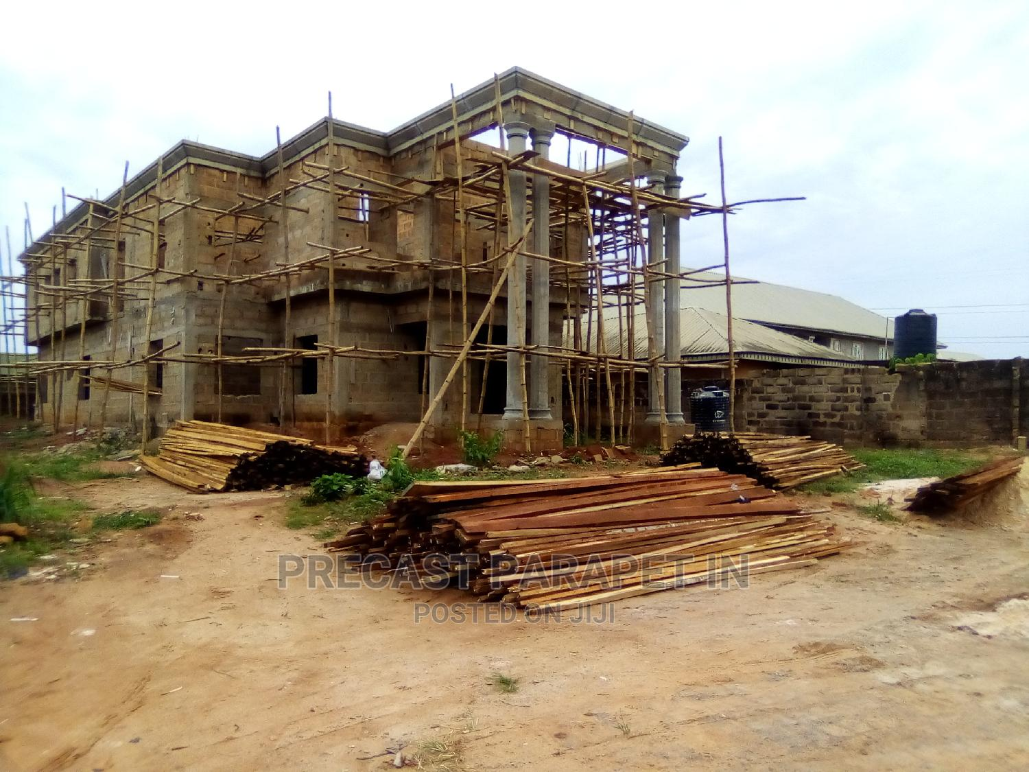 Best Precast Parapet | Building & Trades Services for sale in Benin City, Edo State, Nigeria