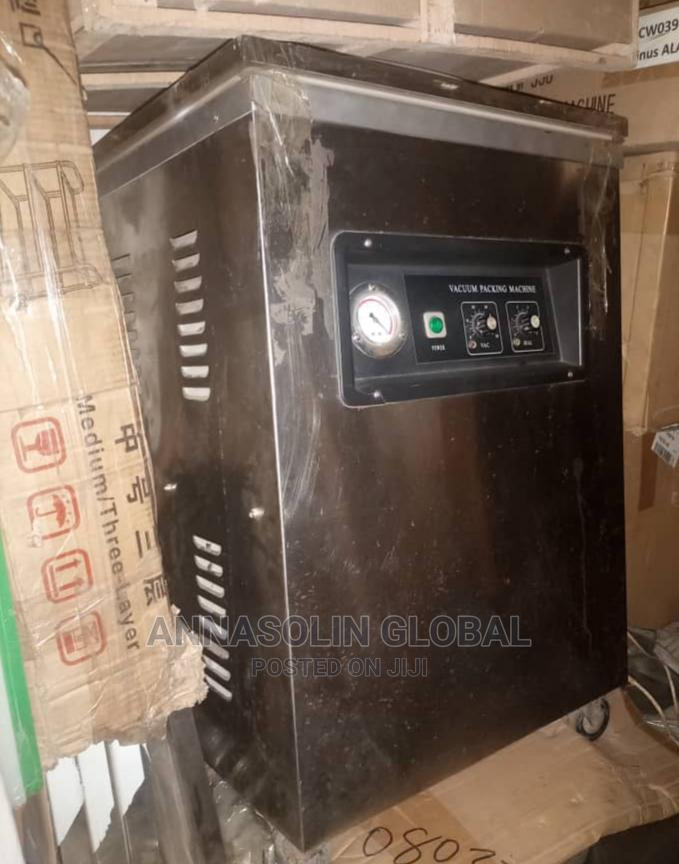 Tokunbo Standing Vacuum Sealing Machine (Double Seal)