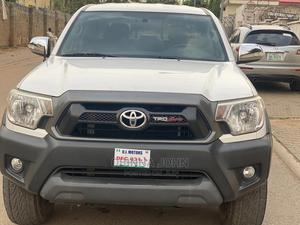 Toyota Tacoma 2015 White | Cars for sale in Abuja (FCT) State, Wuse