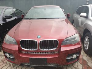 BMW X6 2010 xDrive35i Red | Cars for sale in Lagos State, Amuwo-Odofin